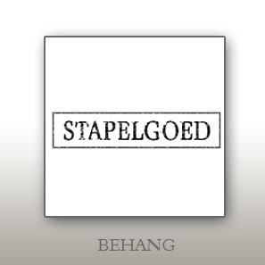 Stapelgoed Behang
