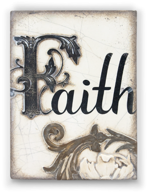 Sid Dickens Tile Faith