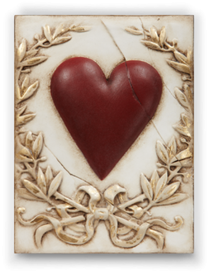 Sid Dickens Tile Whole Heart