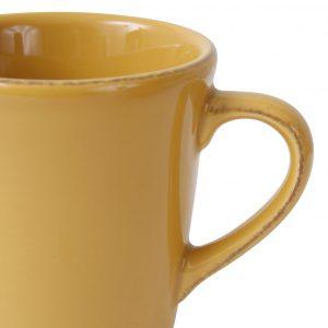 30311 American Mug Mustard Detail