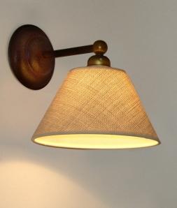 Tierlantijn Wandlamp Croce