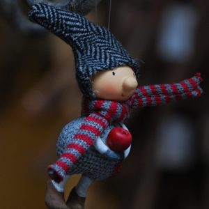 Ib Laursen Kersthanger Man Appel