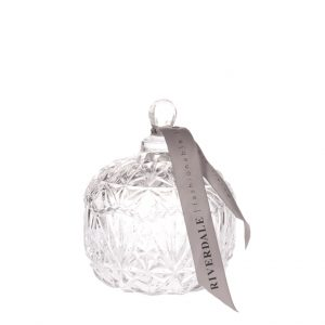 Riverdale Bonbonniere Diamond Clear 13 cm